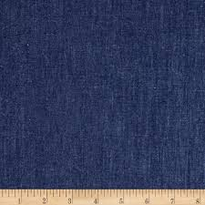 Upholstery Denim Telio 4 8 Oz Denim Dark Blue Discount Designer Fabric Fabric Com