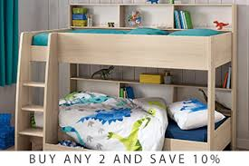 White Bunk Beds  Cabin Beds Kids Beds In White Next - Next bunk beds