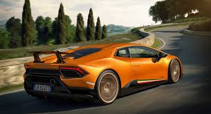 Lamborghini Huracan With Spoiler - the record setting lamborghini huracan performante costs 274k