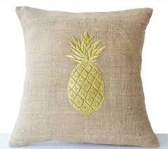 Ottoman Pillow Cushion by Best 10 Burlap Pillows Ideas On Pinterest Pillow Ideas Burlap