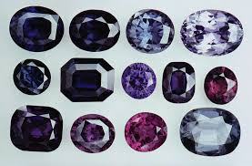 light blue gemstone name spinel value price and jewelry information