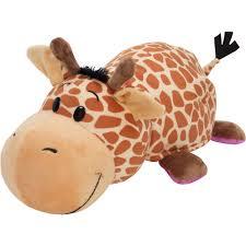 Giraffe Floor L 16 Giraffe To Hippo Flipazoo Walmart