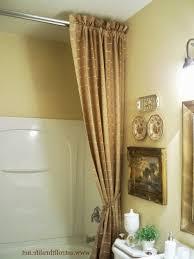 image of bathtub shower curtains icsdri fancy shower curtains