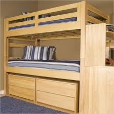Double Twin Loft Bed Plans by 100 Best Woodworking Bed Plans Images On Pinterest Woodwork