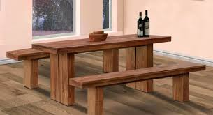 Dining Room Bench Seat Dining Tables Kitchen Table Bench Intended For Charming Diy