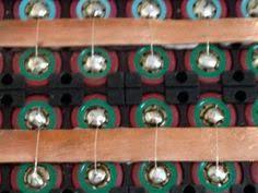 diy tesla powerwall iron edison lithium iron battery with 52 kwh of total storage