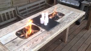 Diy Firepit Table Outdoor Bbq Pit Ideas Laphotos Co