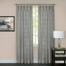 Hanging Rod Pocket Curtains With Rings How To Attach Round Rings On A Curtain Overstock Com