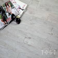 grey solid wooden floating flooring click system global sources
