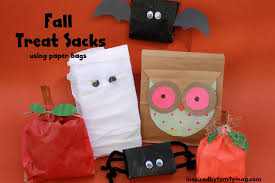 Craft Halloween by Fall Paper Bag Crafts Inspired By Family