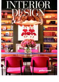 interior design magazine logo interior design mag hot pink room decobizz com
