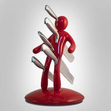 kitchen knives holder voodoo knife block set
