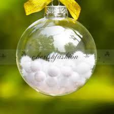 discount clear acrylic balls ornament 2017 clear acrylic balls