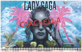 lady gaga make history as headliner at coachella 2017 on breaking