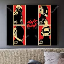 compare prices on daft punk vintage poster online shopping buy