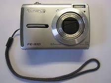 olympus fe 310 memory card olympus fe fe 310 8 0mp digital silver ebay