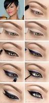attractive eye makeup cat eye makeup