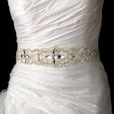 Wedding Dress Sashes Bridal Sashes The Ivory Room Wedding Sashes Special Occasion