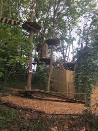 Treehouse Muswell Hill Go Ape Alexandra Palace Review Family Travel With Ellie