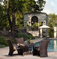 Outdoor Furniture From The Halo Collection By Summer Classics - Summer classics outdoor furniture