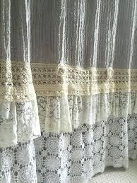 Light Gray Blackout Curtains Gray Ruffle Curtain Panel Light Gray Ruffle Curtains Grey Ruffle