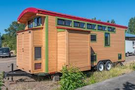 tiny house with slide out 28 images carpathian tiny house with