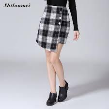 winter skirts womens 2017 fall autumn new design fashion plus