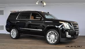 future cadillac escala 2015 cadillac escalade platinum and standard model unveiled for