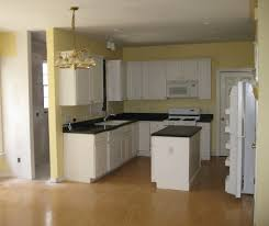 White Kitchen Cabinets With Black Granite Countertops by Furniture Black Lowes Kitchen Cabinets With Under Cabinet