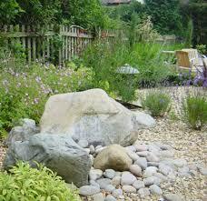 Desert Rock Garden Ideas Interior And Exterior Garden Ideas White Pebbles For Landscaping