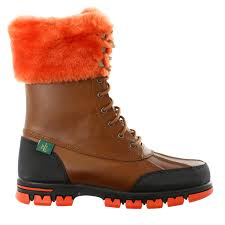 ralph womens boots sale ralph quinta winter leather shearling boot