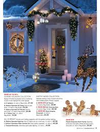 Christmas Outdoor Decorations Canadian Tire by Canadian Tire Christmas Catalog November 14 To December 4
