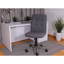 modern ergonomic desk chair boss office products fabric and metal modern ergonomic office chair