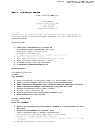 Sample Resume For Healthcare Assistant by Medical Office Manager Job Description Practice Manager Duties