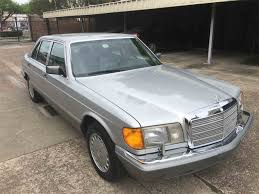 mercedes 560sel mercedes 560sel for sale on classiccars com 1 available