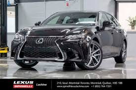 lexus ls 350 f sport used 2017 lexus gs 350 f sport ii awd toit gps audio for sale in