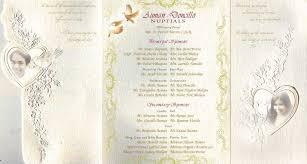 invitation card for wedding sample iidaemilia com