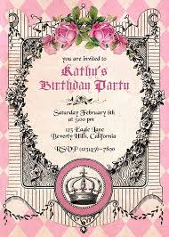 vintage birthday invitations vintage birthday invitations combined