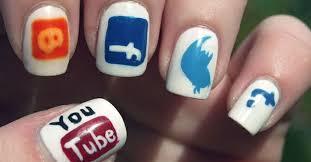 20 amazingly nerdy nail art designs pics