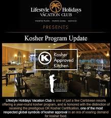 kosher all inclusive resorts kosher lifestyle vacation club travel