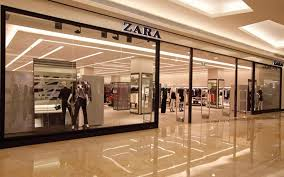 Zara Indonesia Map Gift Voucher