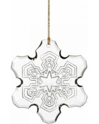 don t miss this deal on waterford marquis annual snowflake glass