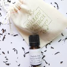 Downton Abbey Home Decor English Fog Essential Oil Diffuser Blend Aromatherapy Blend