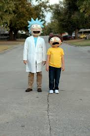 mommy and son halloween costume ideas father and son rick and morty album on imgur