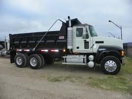mack truck dealers 2007 mack chn 613 dump truck texas star truck sales