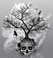 skull tree idea trendvee tattoos