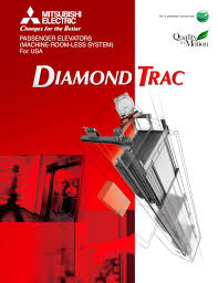 diamond trac mitsubishi electric elevator escalator pdf