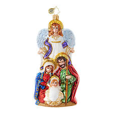 christopher radko ornaments radko religious we heard