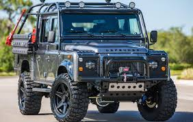 land rover ninety project viper land rover defender