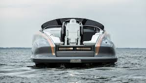 lexus brand launch lexus launches a stunning and speedy 42 foot sport yacht boating
